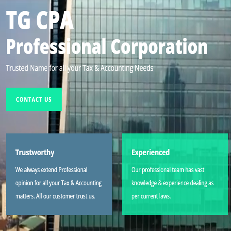 TG CPA Professional Corporation
