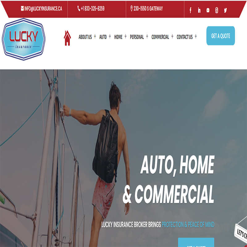 Lucky Insurance Brokers Ltd.
